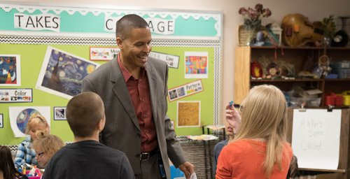 The 74 Interview: Colorado Springs Superintendent Michael Thomas on Being a Black Leader Working to Change a White System