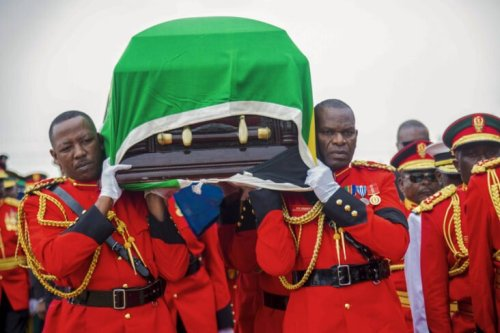 Politics of death: The way we mourn leaders reveals what unites and divides us