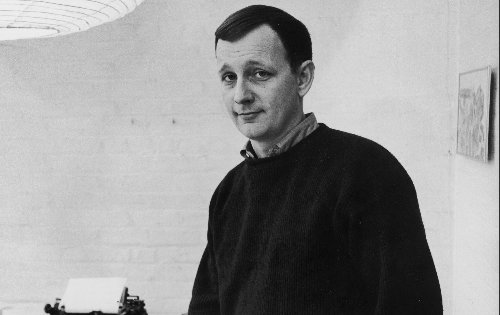 Donald Barthelme: Weirdly Brilliant   The American Conservative