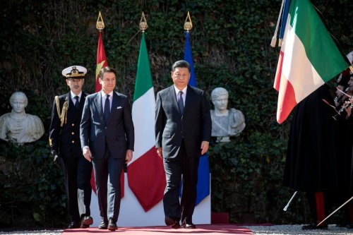 China Has Infiltrated Italian Media | The American Conservative