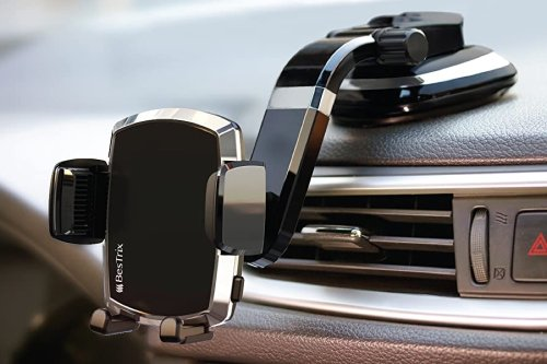 Get Your iPhone This Newly Released SmartClamp Car Mount For $15