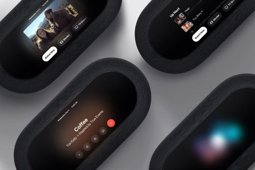 Apple working on new Apple TV with HomePod speaker and camera, Bloomberg claims