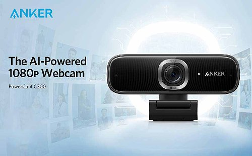 Grab This Anker PowerConf C300 Smart Full HD Webcam For Your iMac At $90 ($40 OFF)