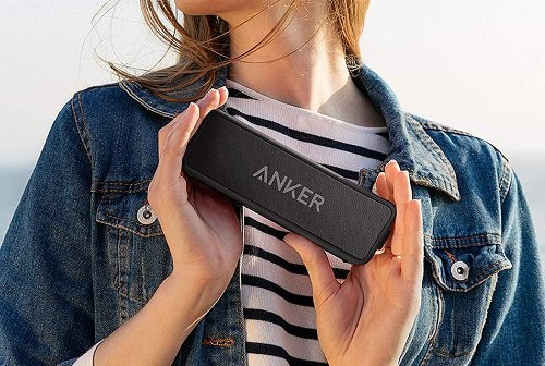 Amazon's Highly Rated Anker Soundcore 2 Portable Bluetooth Speaker Is On Sale For $28
