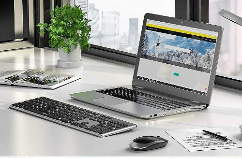 Snag 23% Discount On This Top Rated Wireless Keyboard And Mouse