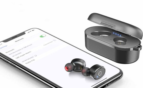 Grab This Top Rated Wireless Earbuds & Enjoy The Quality Sound For $24