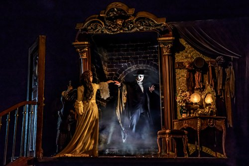 Phantom of the Opera Will Be Back on Broadway in October; Tickets On Sale May 7 | TheaterMania