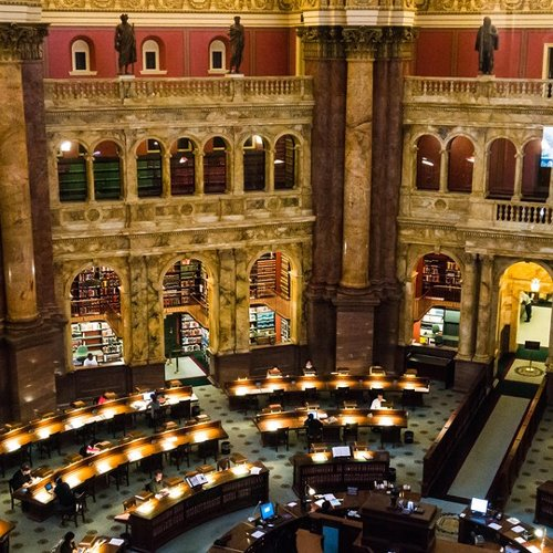 Hiring: The First Librarian of Congress for the Internet Age