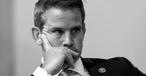 Adam Kinzinger: Republicans Are 'Frigging Crazy'