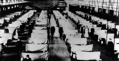 A Clue to Why the 1918 Pandemic Came Back Stronger Than Before