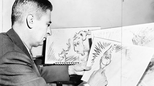 In Our House, Dr. Seuss Was Contraband
