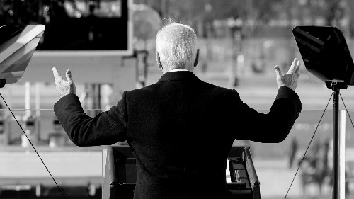 Why Biden's Inaugural Address Succeeded