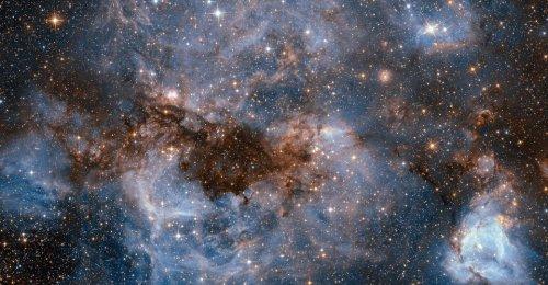 The Space Between Galaxies Isn't Empty