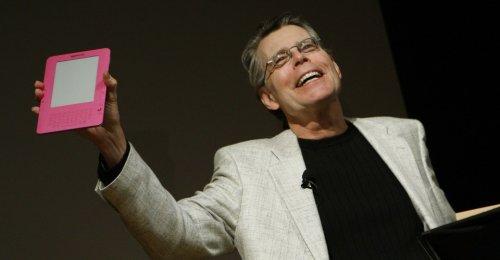 How Stephen King Teaches Writing