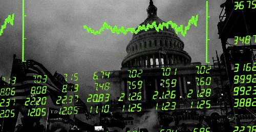 Stocks Don't Care About the Coup