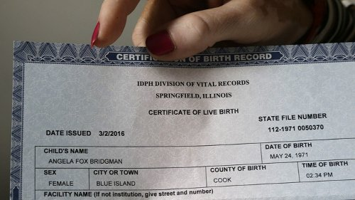 How Birth Certificates Are Being Weaponized Against Trans People
