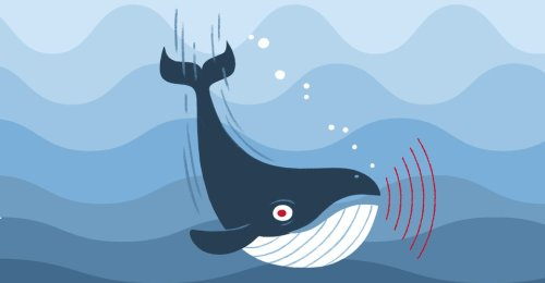 Whale Songs Are Getting Deeper