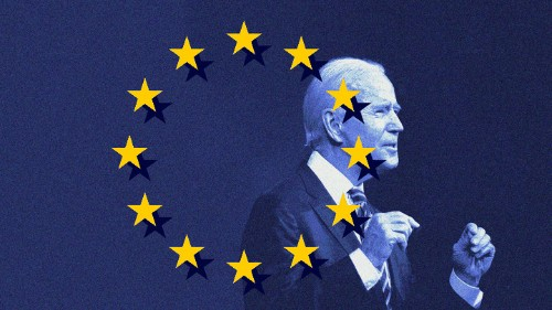 Joe Biden Has a Europe Problem