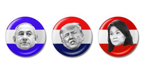 Trump's 'Stop the Steal' Copycats Harm Global Democracy - The Atlantic
