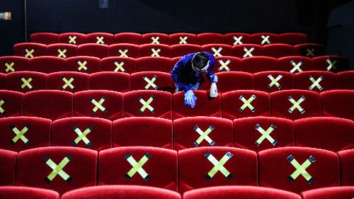 Is It Safe to Go Back to the Movie Theater?