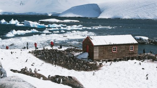 Antarctica Is Crammed With Abandoned 'Ghost' Stations