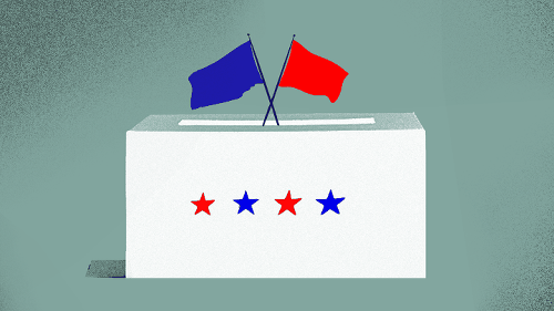 Democrats' Only Chance to Stop the GOP Assault on Voting Rights