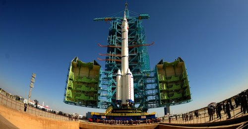 China's Growing Ambitions in Space - The Atlantic