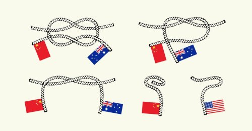 What the China-Australia Spat Means for America - The Atlantic