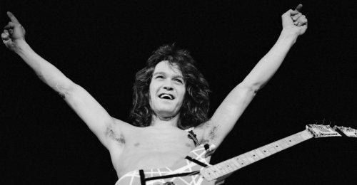 The Mad Genius of Eddie Van Halen - The Atlantic