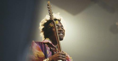 How Jimi Hendrix's London Years Changed Music - The Atlantic