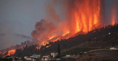Photos: A Destructive Eruption on the Canary Islands