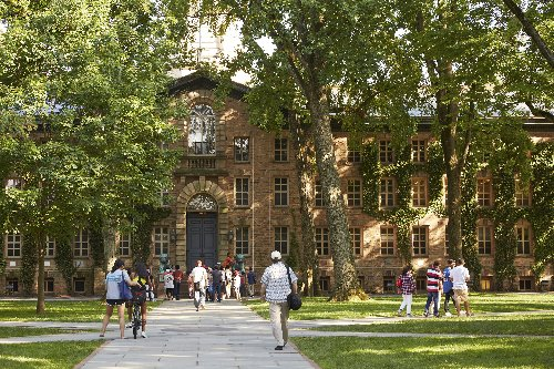 The Princeton Faculty's Anti-Free-Speech Demands