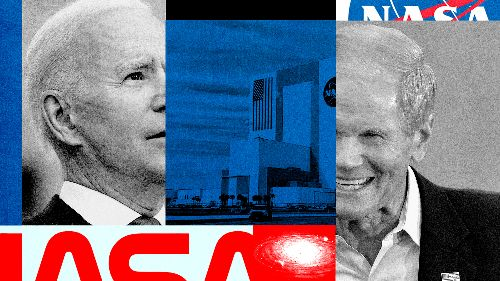 There's Nothing Historic About Biden's NASA Pick