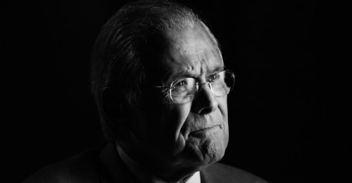How Donald Rumsfeld Deserves to Be Remembered - The Atlantic