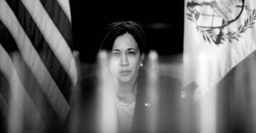 Kamala Harris's Impossible Vice Presidency