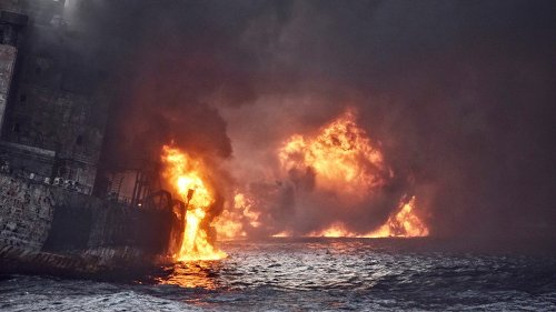The World Has Never Seen an Oil Spill Like This