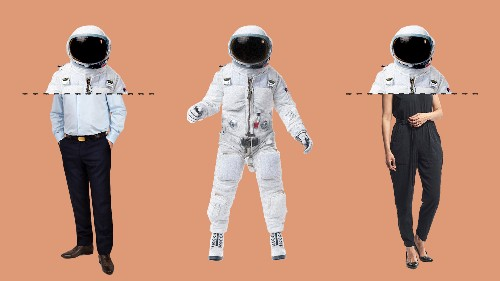 America's New Vision of Astronauts