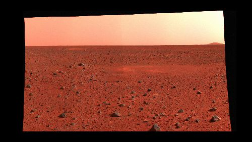 Mars Is a Hellhole