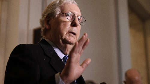 Why McConnell Gets Away With Filibustering