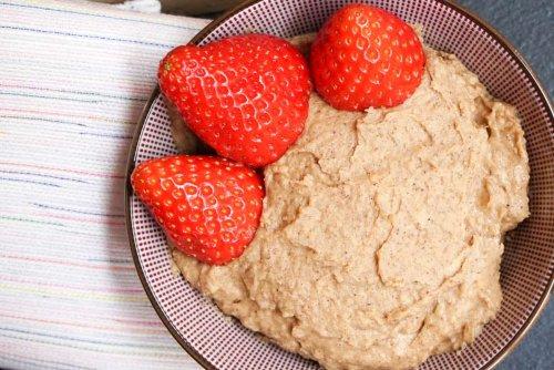 Snickerdoodle Hummus Recipe For Dessert