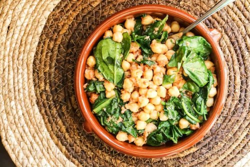 Cooking with Chickpeas