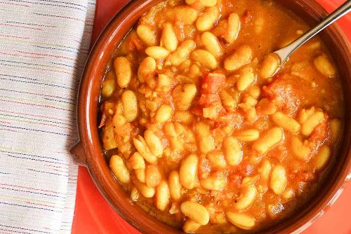 Traditional Moroccan Bean Stew In Less Than 30 Minutes