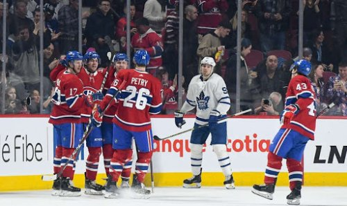 Leafs forfeit Game 7 to save everyone the trouble