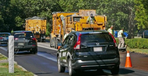 Crack Sealing and Micropaving Bedford's Roads ~ A Tentative Summer Schedule