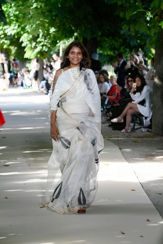 From Being Penniless at 17 to Becoming the 1st Indian Woman at Paris Couture Week