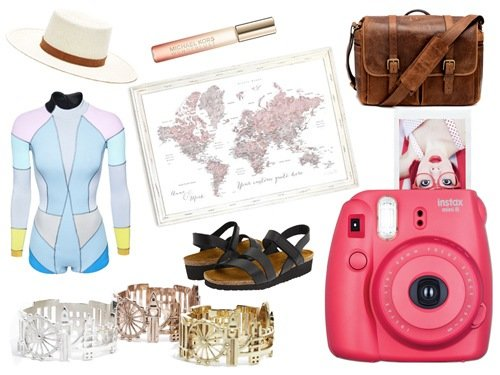 The Ultimate Travel Gift Guide for Women • The Blonde Abroad