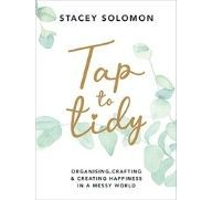Amazon Charts: Stacey Solomon's Tap to Tidy sweeps up the chart