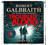 Galbraith series hits audiobook milestone ahead of paperback launch