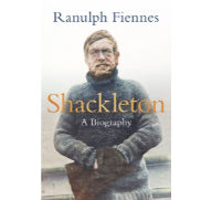 PMJ bags 'definitive' Shackleton biography from Fiennes