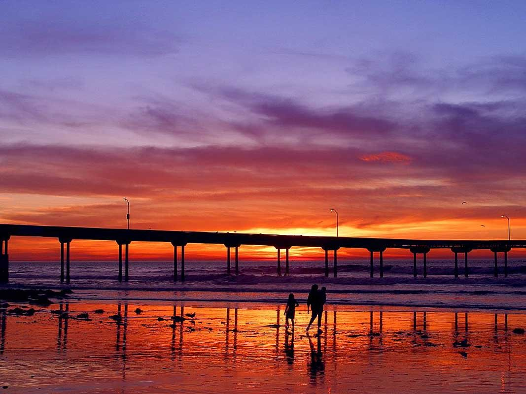 19 Best Places to see San Diego Sunsets You'll Love